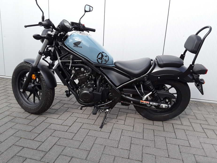 Honda CMX Rebel 500cc