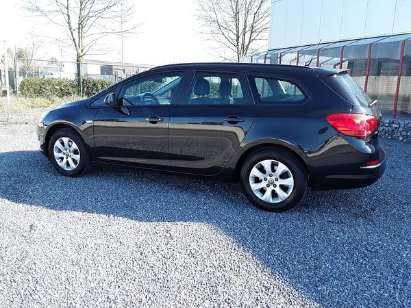 Opel Astra 1600cdti 2016