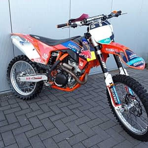Ktm cross sxf 350cc