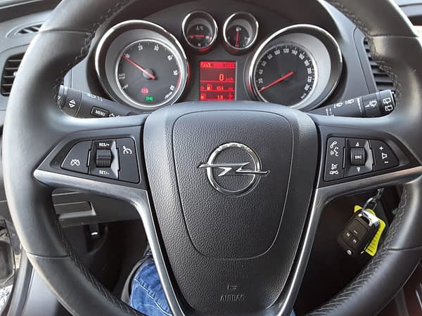 Opel Insignia Sport Tourer 2.0 cdti