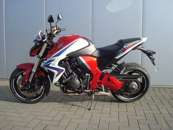 Honda CB1000 R xtreme, tri color