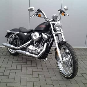 Harley Davidson Seventy Two 1200cc