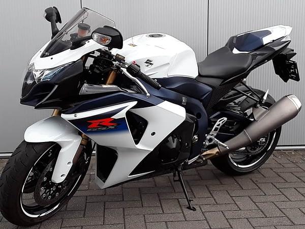 Suzuki Gsx R1000 Nieuwstaat !!