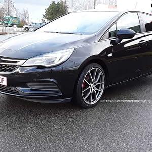 Opel Astra cdti 5deurs. 1ste eigenaar !!