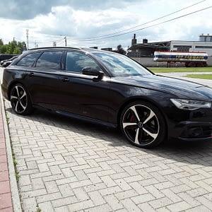 Audi A6 avant 3.0 bi turbo competition S line.
