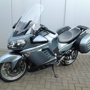 Kawasaki 1400 gtr met Abs